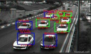 نحوه کار دوربینهای ثبت تخلف رانندگی
