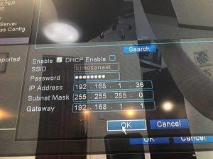 نحوه نصب دانگل وای فای در دی وی ار DVR