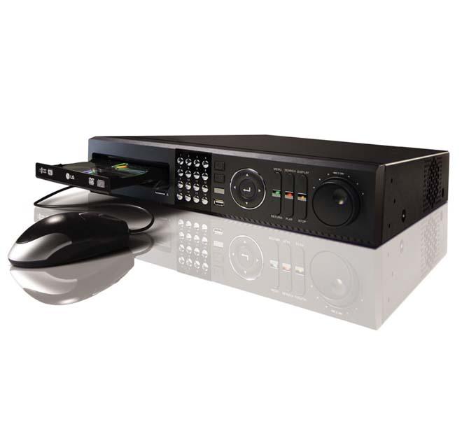 مشکلات رایج DVR دی وی آر