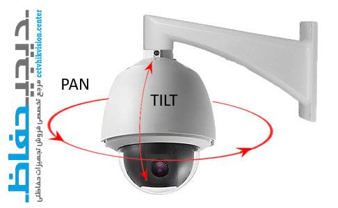 اتصال دوربین مداربسته ptz